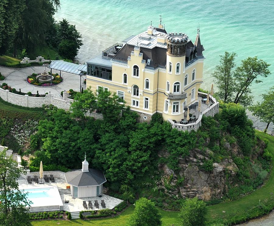 Schloss Maraia Wörth Reifnitz
